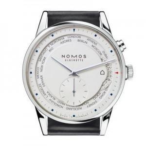 Immagine orologio NOMOS Glashütte modello Zürich Ore del Mondo