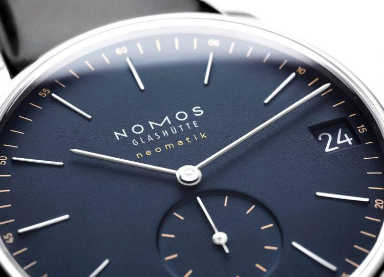 Orion Neomatik 41 blu notte