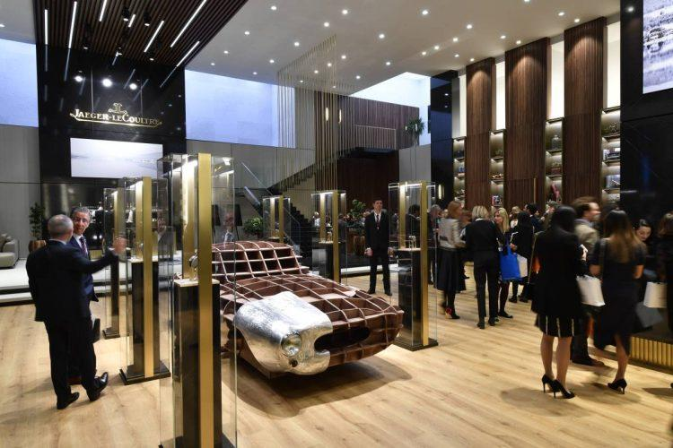 SIHH stand Jaeger-LeCoultre