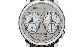 F.P.Journe Chronomètre à Résonance 2019 quadrante 24 ore