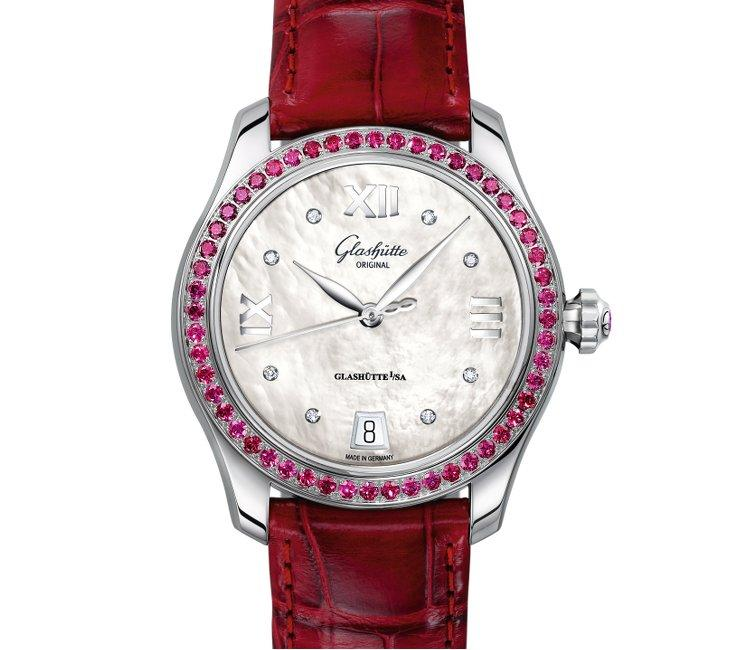 Orologio Glashütte Original Lady Serenade #41747