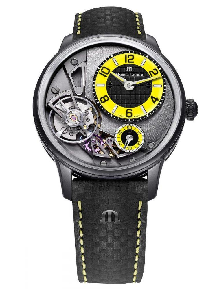 fronte Maurice Lacroix Masterpiece Gravity Limited Edition