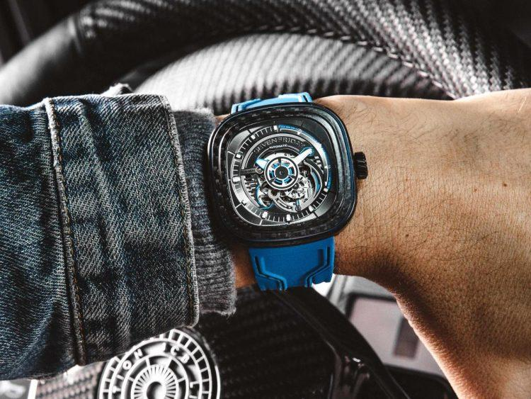 SevenFriday S3/02 Carbon Edition by Ares Design