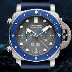 Panerai Submersible Chrono Guillaume Néry edition PAM 982