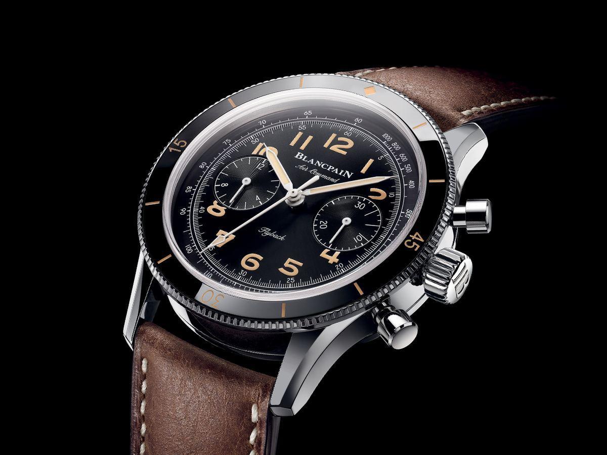 Blancpain Air Command: il remake di un leggendario cronografo da pilota
