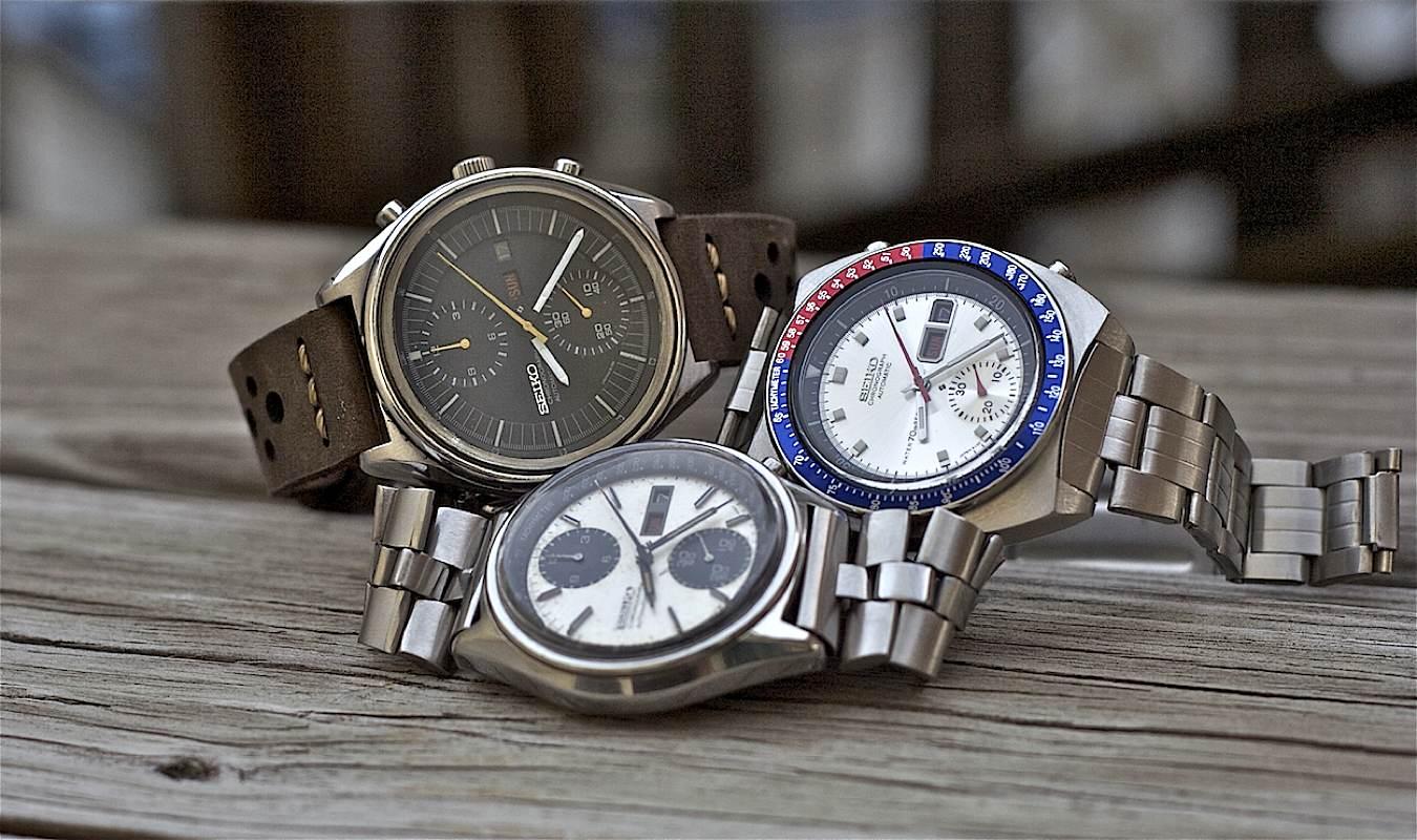 Orologi Designer Del Tempo i 7 migliori cronografi vintage look da comprare nel 2019