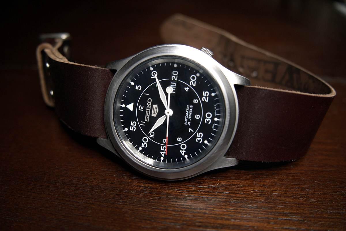 consiglio primo orologio automatico